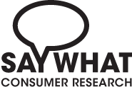 SayWhat Consumer Research