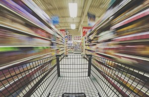 Day 3/365 - Ride in the Shopping Cart by Caden Crawford on Flickr Creative Commons 2.0